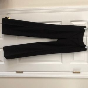 White House Black Market Black Pants